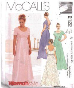 McCalls 2122