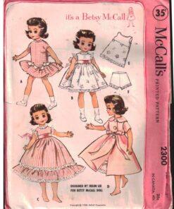 McCalls 2300