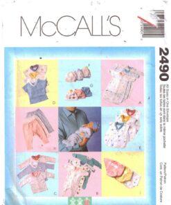McCalls 2490