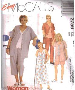 McCalls 2756