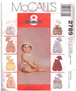 McCalls 2789