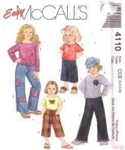 McCalls 4110