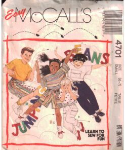 McCalls 4701