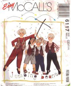 McCalls 6117