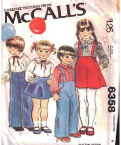 McCalls 6358