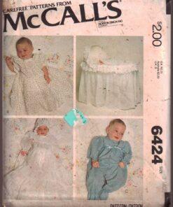 McCalls 6424