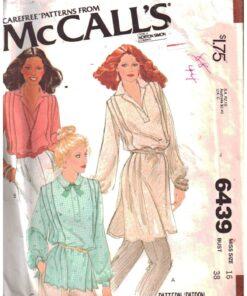McCalls 6439