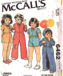 McCalls 6462