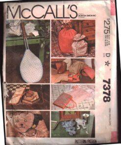 McCalls 7378
