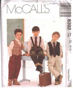 McCalls 8392