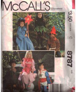 McCalls 8787