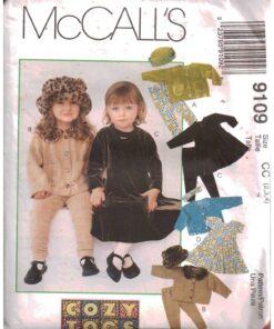 McCalls 9109