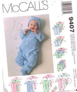 McCalls 9407