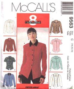 McCalls 9563