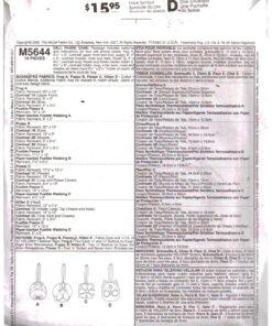 McCalls M5644 a