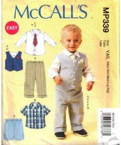 McCalls MP339