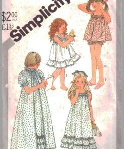 Simplicity 5562