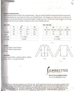 Slihouettes 100 a