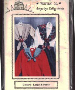 The Village Peddler Pattern Co Collars