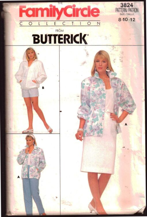 Butterick 3824