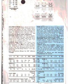 Butterick 4582 1