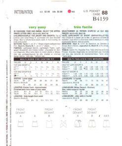 Butterick B4159 1