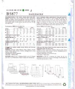 Butterick B5877 1