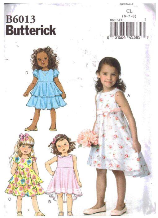 Butterick B6013