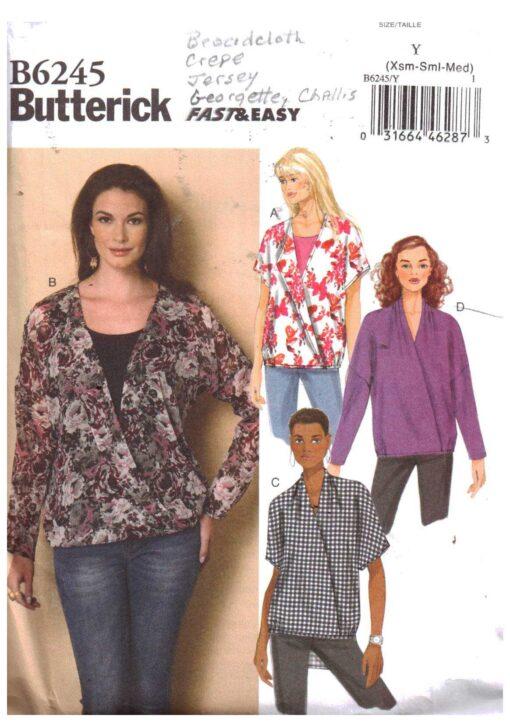 Butterick B6245