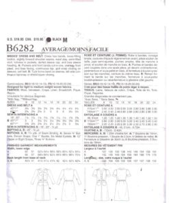 Butterick B6282 1
