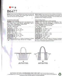 Butterick B6477 1