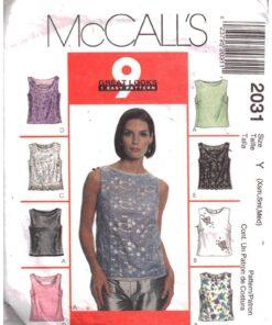 McCalls 2031