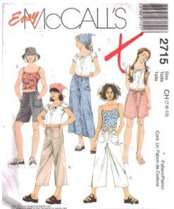 McCalls 2715