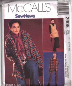 McCalls 2908