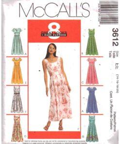 McCalls 3612