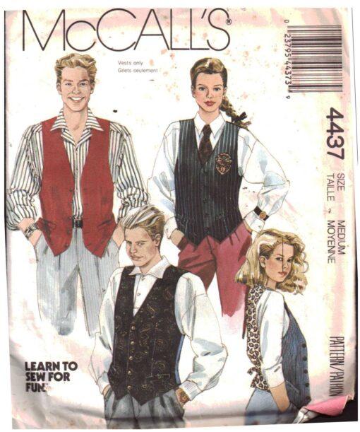 McCalls 4437