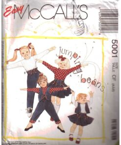 McCalls 5001