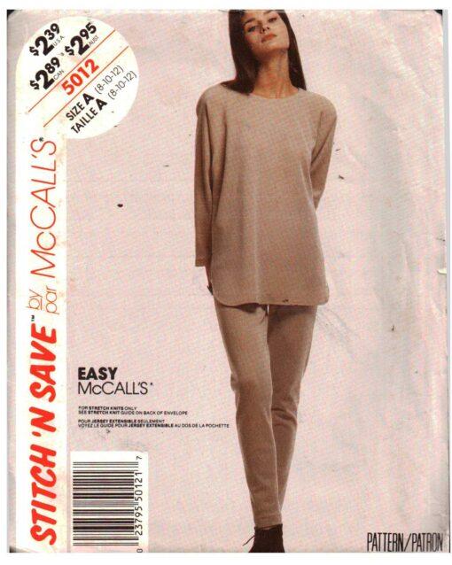 McCalls 5012