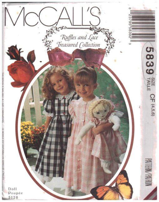 McCalls 5839