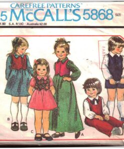McCalls 5868