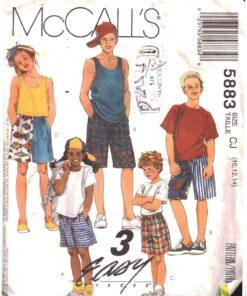 McCalls 5883
