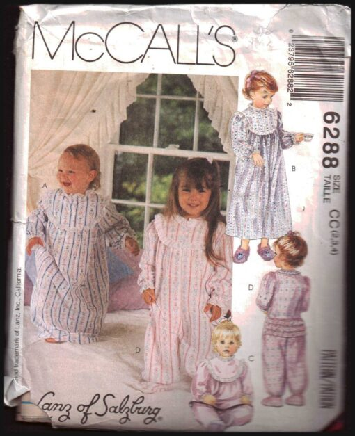 McCalls 6288