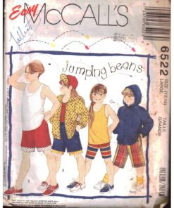 McCalls 6522