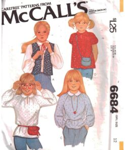 McCalls 6684