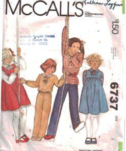 McCalls 6737