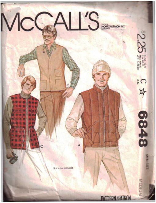 McCalls 6848