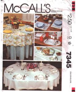 McCalls 7345