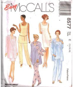 McCalls 8577