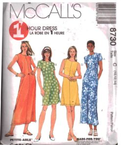 McCalls 8730