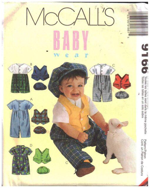 McCalls 9166